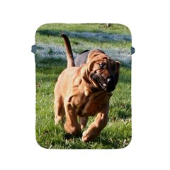 Bloodhound Running Apple iPad 2/3/4 Protective Soft Cases