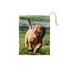 Bloodhound Running Drawstring Pouches (Small)