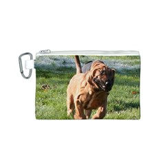 Bloodhound Running Canvas Cosmetic Bag (S)