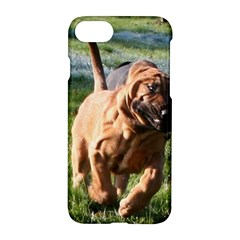 Bloodhound Running Apple iPhone 7 Hardshell Case