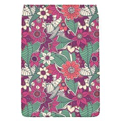 Seamless Floral Pattern Background Flap Covers (S)