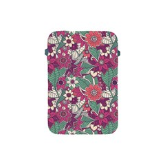 Seamless Floral Pattern Background Apple iPad Mini Protective Soft Cases