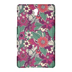 Seamless Floral Pattern Background Samsung Galaxy Tab S (8.4 ) Hardshell Case