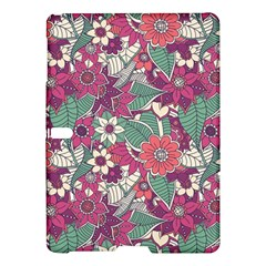 Seamless Floral Pattern Background Samsung Galaxy Tab S (10.5 ) Hardshell Case