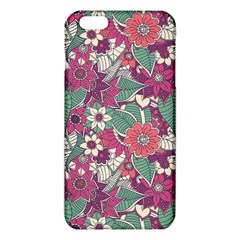 Seamless Floral Pattern Background iPhone 6 Plus/6S Plus TPU Case