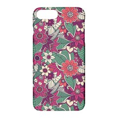 Seamless Floral Pattern Background Apple Iphone 7 Plus Hardshell Case