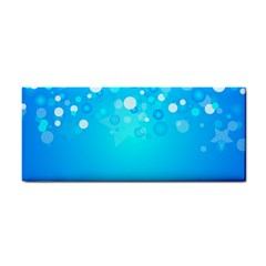 Blue Dot Star Cosmetic Storage Cases