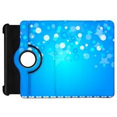 Blue Dot Star Kindle Fire Hd 7