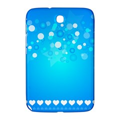 Blue Dot Star Samsung Galaxy Note 8.0 N5100 Hardshell Case