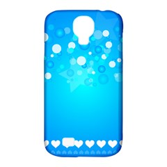 Blue Dot Star Samsung Galaxy S4 Classic Hardshell Case (PC+Silicone)