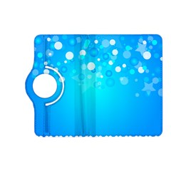 Blue Dot Star Kindle Fire HD (2013) Flip 360 Case