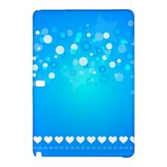 Blue Dot Star Samsung Galaxy Tab Pro 10.1 Hardshell Case