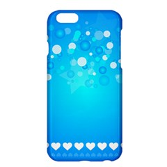 Blue Dot Star Apple iPhone 6 Plus/6S Plus Hardshell Case