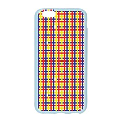 Yellow Blue Red Lines Color Pattern Apple Seamless iPhone 6/6S Case (Color)