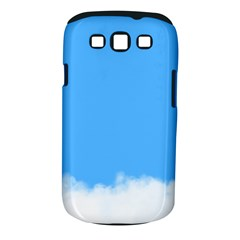Blue Sky Clouds Day Samsung Galaxy S III Classic Hardshell Case (PC+Silicone)