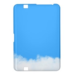 Blue Sky Clouds Day Kindle Fire HD 8.9