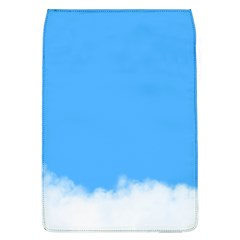 Blue Sky Clouds Day Flap Covers (L)