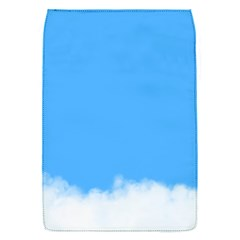 Blue Sky Clouds Day Flap Covers (S)