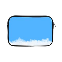 Blue Sky Clouds Day Apple iPad Mini Zipper Cases