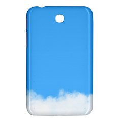 Blue Sky Clouds Day Samsung Galaxy Tab 3 (7 ) P3200 Hardshell Case