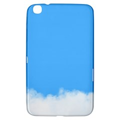 Blue Sky Clouds Day Samsung Galaxy Tab 3 (8 ) T3100 Hardshell Case