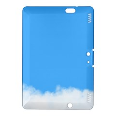 Blue Sky Clouds Day Kindle Fire HDX 8.9  Hardshell Case