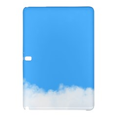 Blue Sky Clouds Day Samsung Galaxy Tab Pro 12.2 Hardshell Case