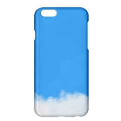 Blue Sky Clouds Day Apple Iphone 6 Plus/6s Plus Hardshell Case
