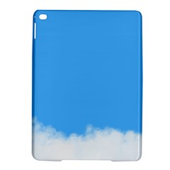 Blue Sky Clouds Day iPad Air 2 Hardshell Cases