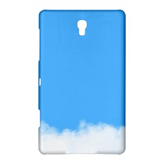 Blue Sky Clouds Day Samsung Galaxy Tab S (8.4 ) Hardshell Case