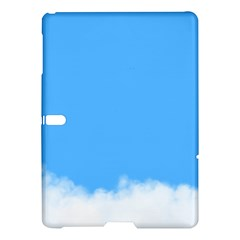 Blue Sky Clouds Day Samsung Galaxy Tab S (10.5 ) Hardshell Case