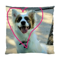 I Love You Standard Cushion Case (Two Sides)