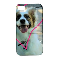 I Love You Apple iPhone 4/4S Hardshell Case with Stand