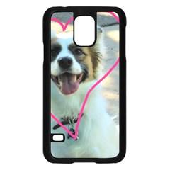 I Love You Samsung Galaxy S5 Case (Black)