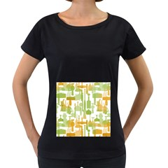 Angerine Blenko Glass Women s Loose Fit T Shirt (black)