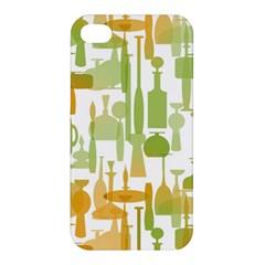 Angerine Blenko Glass Apple iPhone 4/4S Hardshell Case