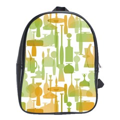 Angerine Blenko Glass School Bags (XL)