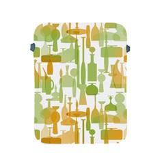 Angerine Blenko Glass Apple iPad 2/3/4 Protective Soft Cases