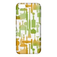Angerine Blenko Glass Apple iPhone 5C Hardshell Case
