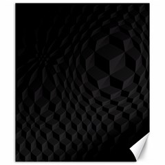 Pattern Dark Texture Background Canvas 20  x 24