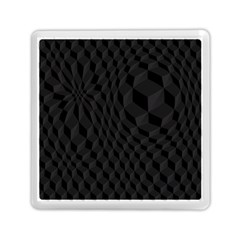Pattern Dark Texture Background Memory Card Reader (square)