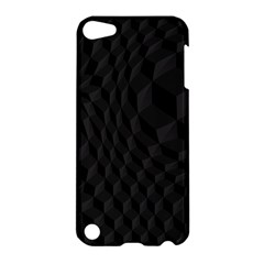 Pattern Dark Texture Background Apple iPod Touch 5 Hardshell Case