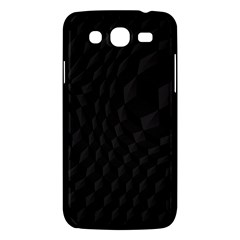 Pattern Dark Texture Background Samsung Galaxy Mega 5.8 I9152 Hardshell Case