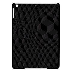 Pattern Dark Texture Background Ipad Air Hardshell Cases