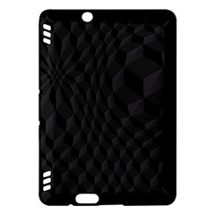 Pattern Dark Texture Background Kindle Fire HDX Hardshell Case