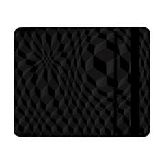 Pattern Dark Texture Background Samsung Galaxy Tab Pro 8.4  Flip Case