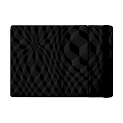 Pattern Dark Texture Background iPad Mini 2 Flip Cases