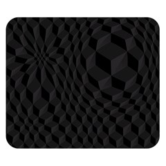Pattern Dark Texture Background Double Sided Flano Blanket (small)