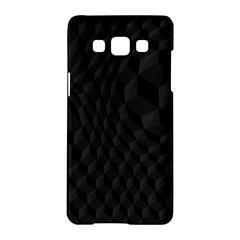Pattern Dark Texture Background Samsung Galaxy A5 Hardshell Case