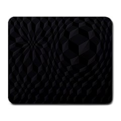 Pattern Dark Texture Background Large Mousepads
